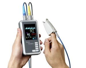 JERRY-II+(AA) Handheld Pulse Oximeter